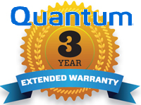 Quantum Superloader 3 FREE 2 year warranty extension 3yrs total