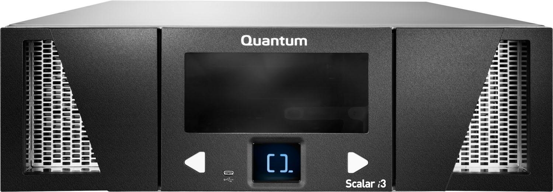 Quantum Veeam Tape Appliance, Scalar i3, 25 licensed slots