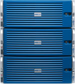 SnapScale X4 2 X 1GbE, 2 X 10GbE RJ-45 Node 144TB (36 X 4TB NL-SAS drives) by Overland Storage Part# OV-SSN301047