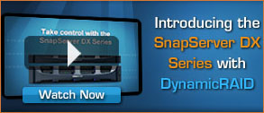 SnapServer DX Series Video Presentation