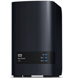 Western Digital My Cloud EX2 0TB NAS - Personal Cloud Storage Part# WDBVKW0000NCH-NESN