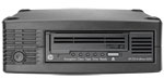 HP StoreEver LTO-6 Ultrium 6250 Half Height SAS External Tape Drive 2.5TB Native/ 6.25TB Compressed Part# EH970A