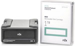 HP RDX+ 1TB Bundle USB 3.0 External Docking Station & 1 x 1TB Cartridge Part# B7B69B