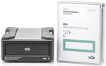 HP RDX 2TB USB 3.0 External Disk Backup System (1 x 2TB RDX Cartridge + 1 x USB 3.0 External Docking Station) Part# E7X53A