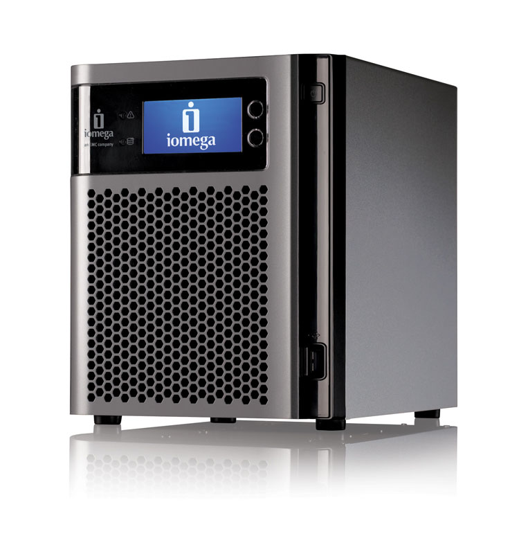 Iomega StorCenter px4-300d 12TB Network Storage, Server