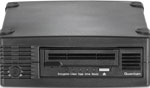 Quantum LTO-6 Tape Drive - External Half Height SAS (Serial Attached SCSI) 3.0TB Native/ 6.25TB Compressed Part# TC-L62BN-AR (New Part# TC-L62BN-AR-C)