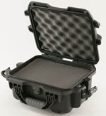 Turtle 509 Waterproof Customizable Equipment Case by Perm-A-Store Dual Padlockable Part# 07-509001